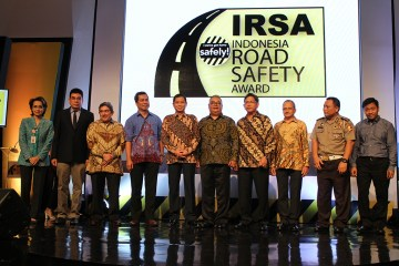 Indonesia Road Safety Award (IRSA) 2015