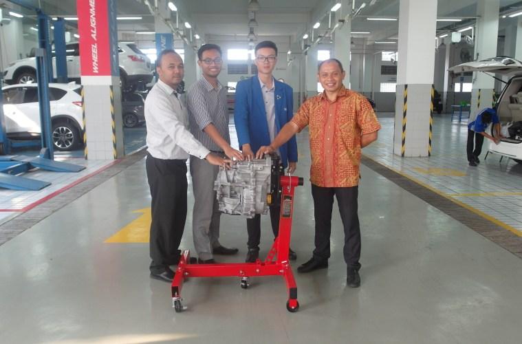 CSR PT Eurokars Motor Indonesia