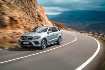 Mercedes-Benz GLE 400 AMG Line