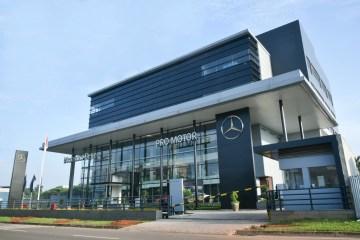 Dealer Mercedes-Benz PRO Motor BSD