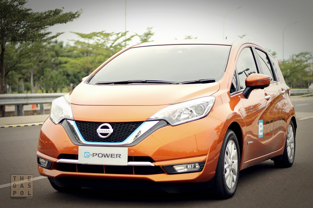 Test Drive Nissan Note e-Power
