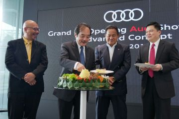 Dealer Audi MT Haryono
