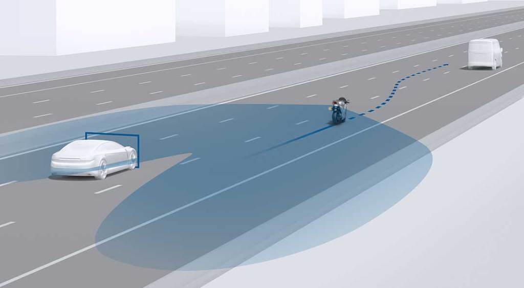 Deteksi Blind Spot Bosch