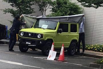 Suzuki Jimney 2018