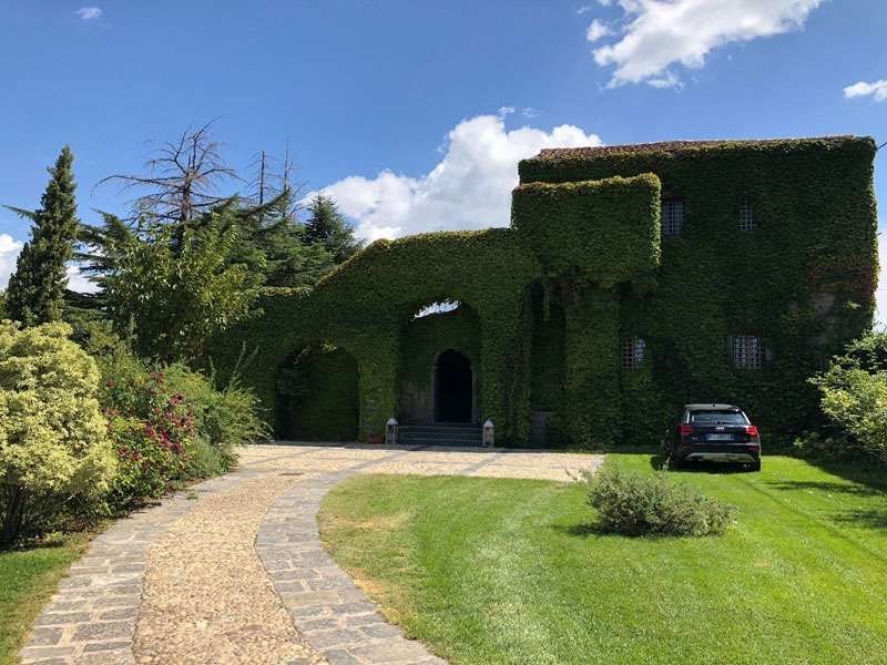 The Fischetti winery