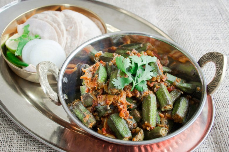 Bhindi Masala- Spicy Okra Curry