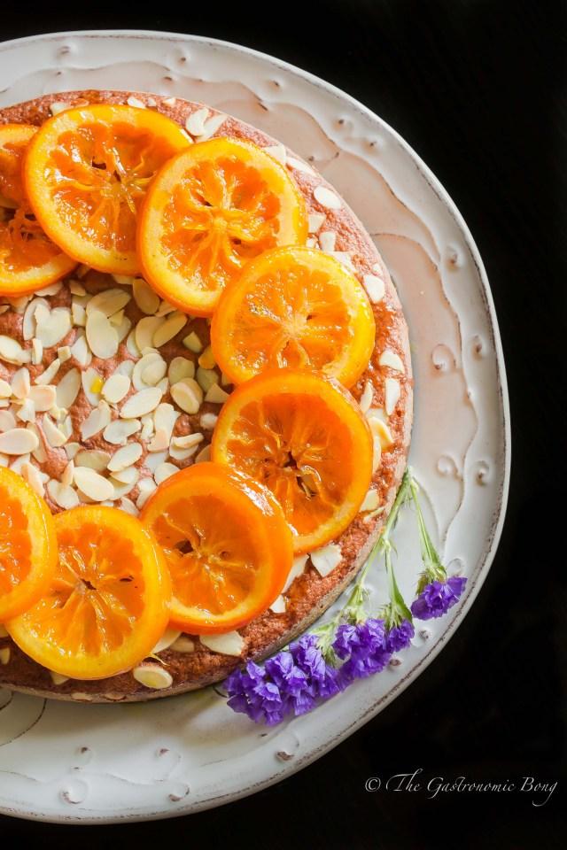 orangealmondcake