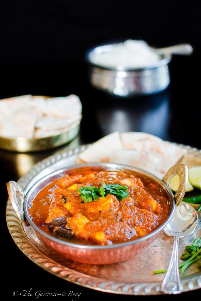 kashmiri paneer in tomato curry5