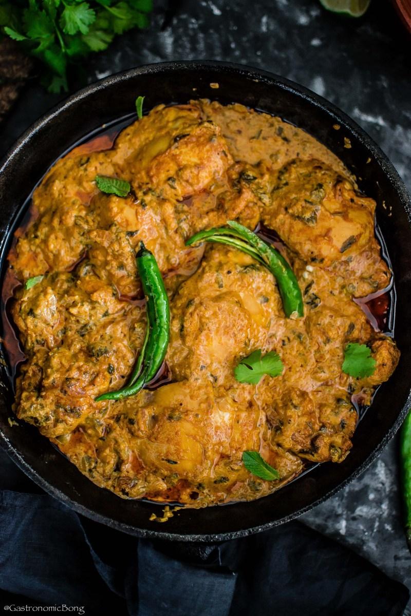 Hyderabadi Dum Murgh    how to make Hyderabadi dum murgh    Hyderabadi chicken curry