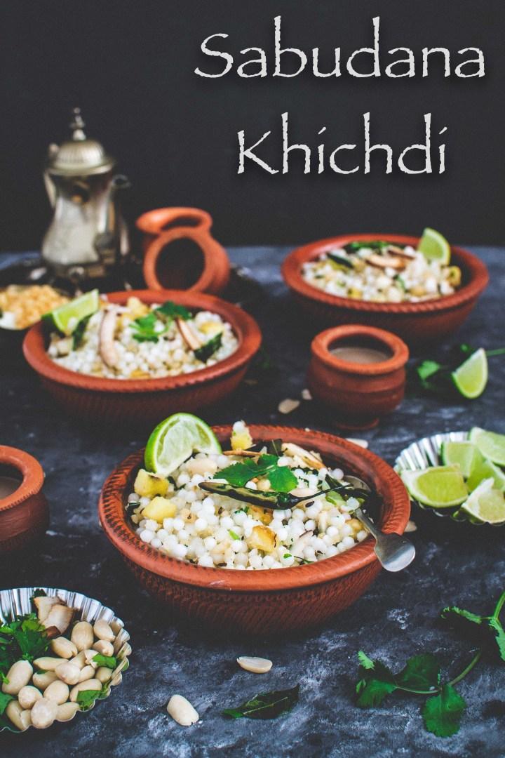 Sabudana Khichdi | How to cook Sabudana Khichdi