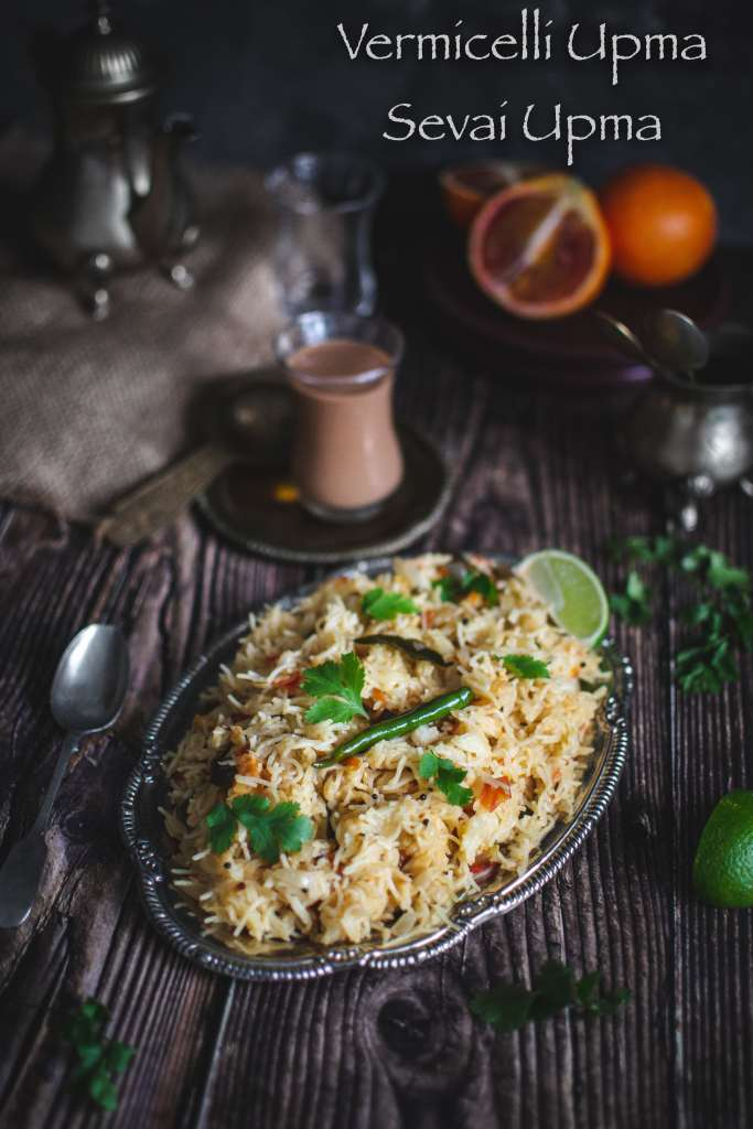 Vermicelli Upma | How to make Sevai Upma