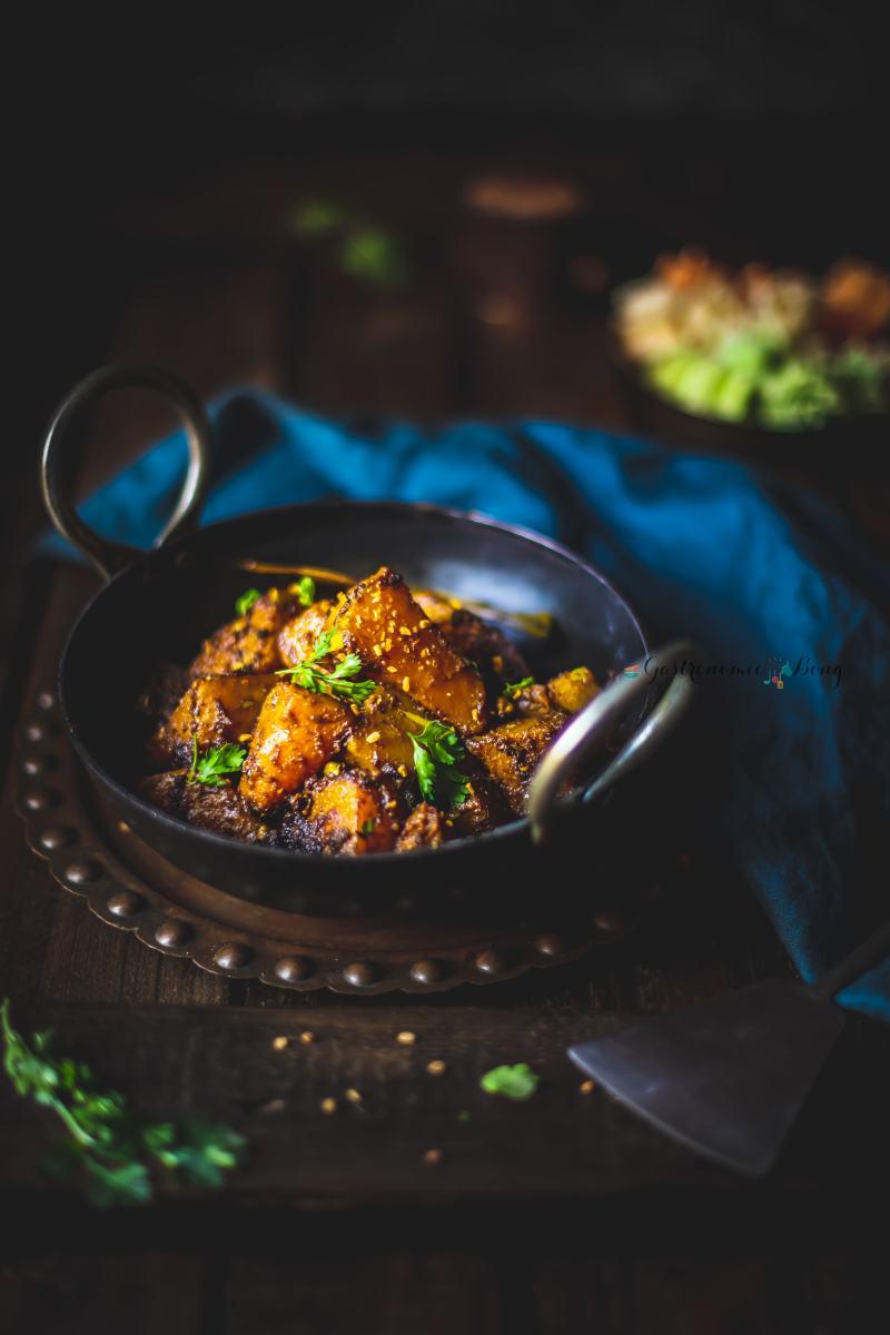 Kaddu Ka Khatta recipe