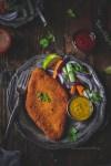 Chicken Cutlet Kolkata Style