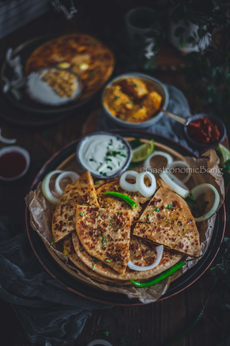 INDIAN LAMB MINCE FLATBREAD RECIPE