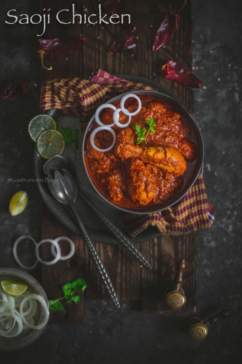 Saoji Chicken Nagpuri Style