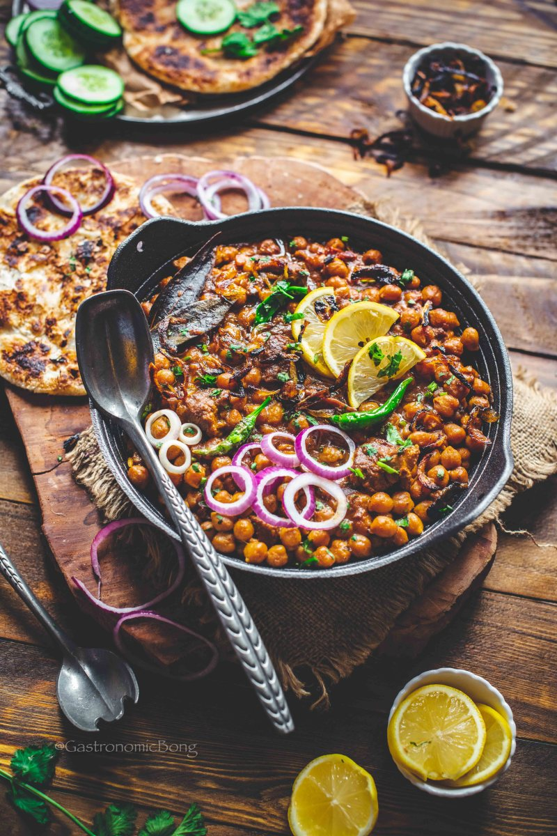 Lamb Chickpea Curry