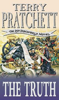 'The Truth' by Terry Pratchett