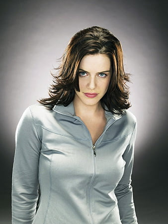 Michelle Ryan as the Bionic Woman