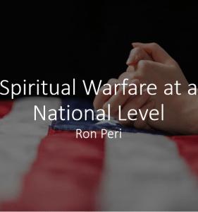 Spiritual Warfare at a National Level