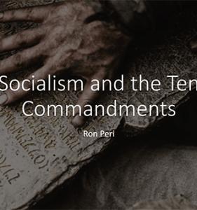 Socialism and the Ten Commandments