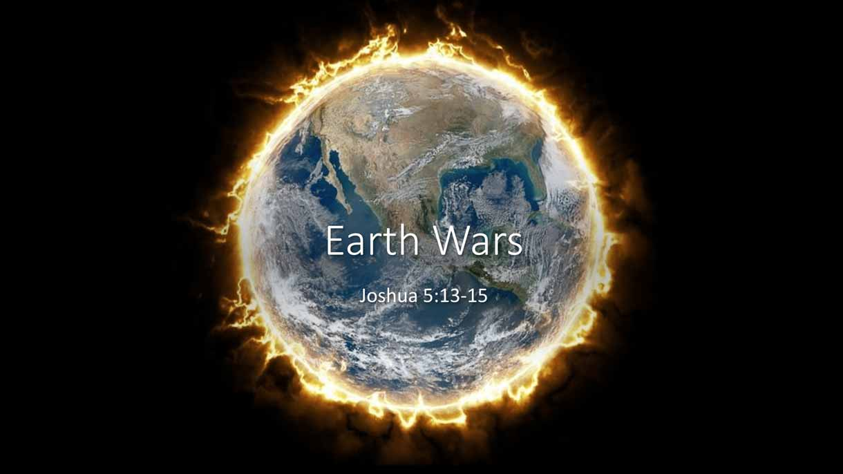 Ron Peri – Earth Wars