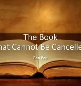 The Book That Cannot Be Cancelled