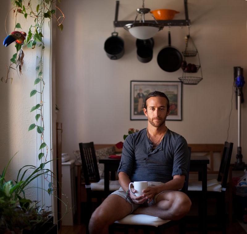 Eric, Yoga Teacher And Student Of The Universe, Washington -6421