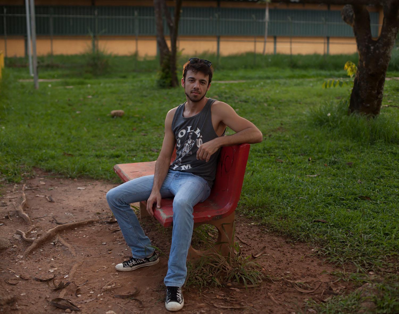 Anderson, Social Worker, Brasilia, Brazil |