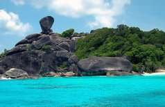 similan sail rock
