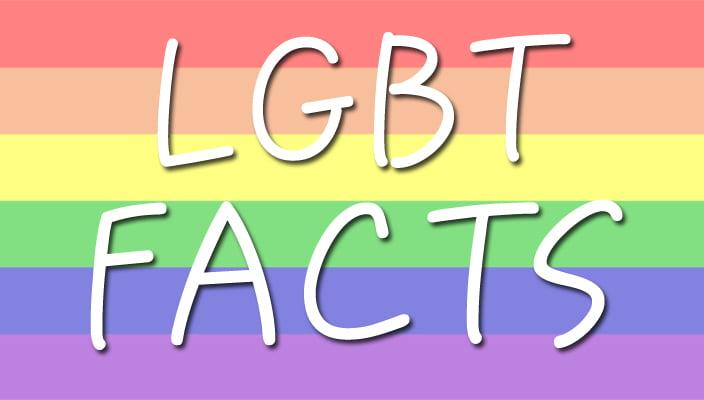 Fun & Fascinating LGBT Facts