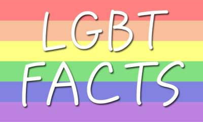 Fun & Fascinating LGBT Facts