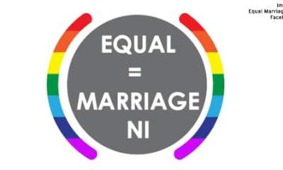 Equal Marriage Northern Ireland Logo