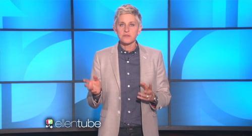 Ellen DeGeneres - The Ellen Show - Ellen Tube