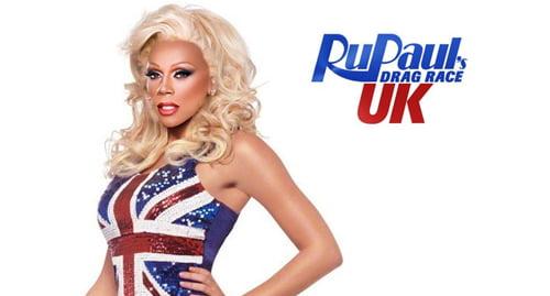 Ru Paul's Drag Race UK version