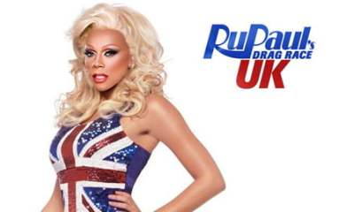 Ru Paul's Drag Race UK version