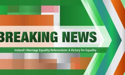 CONGRATULATIONS IRELAND MARRIAGE EQUALITY 2