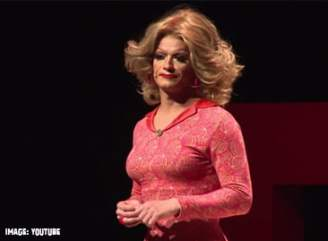 Panti Bliss makes her new speech at TED Dublin