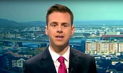 Andrew West BBC Northern Ireland