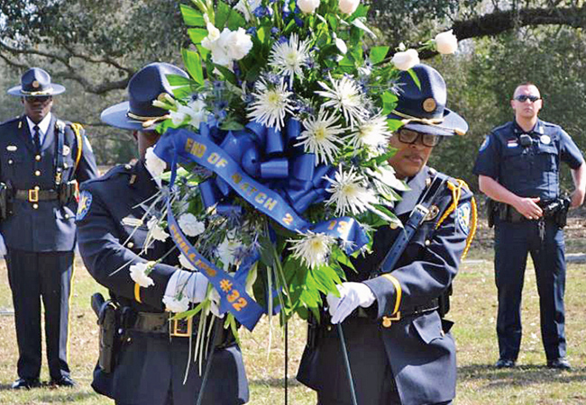 'End of Watch' — Honoring deputy who died in the line of duty