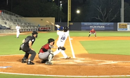 SHUCKERS THROW SHUTOUT & WIN ON A WALK-OFF ON CONSECUTIVE DAYS