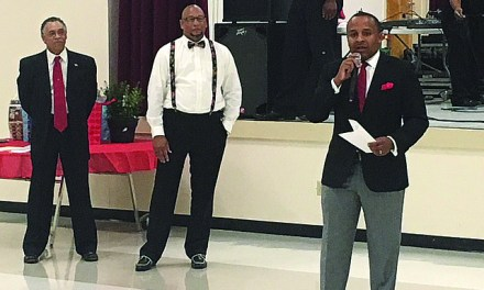 PASS CHRISTIAN LIVE OAK CIVIC LEAGUE HONORS THREE FOR COMMUNITY SERVICE