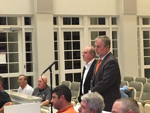 LONG BEACH ANNEXATION DISCUSSED