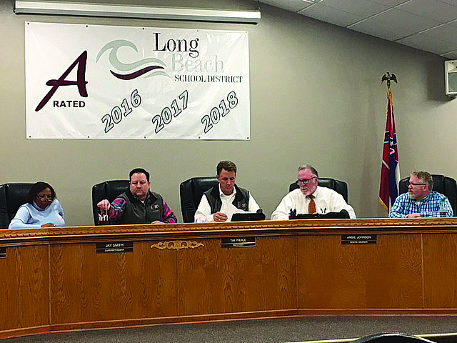 LBSD ACCEPTS BID IN SPECIAL MEETING, APPROVES TWO RESOLUTIONS