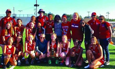 Lady Pirates Win South State Championship