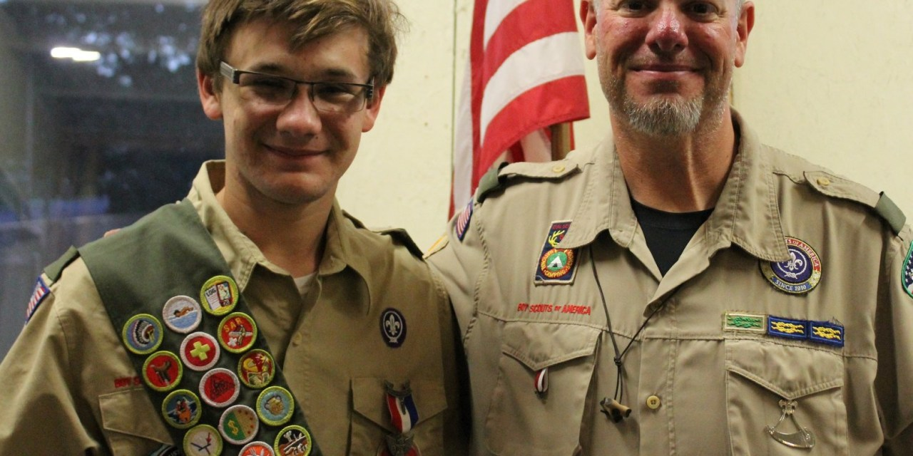 Wittmann Achieves Eagle Scout Rank