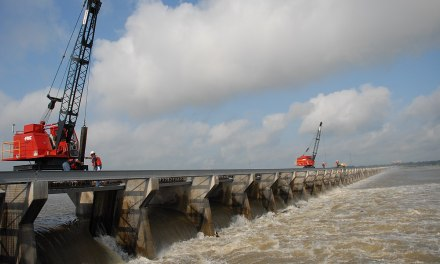 USM Taking Lead on Investigation of Bonnet Carré Spillway