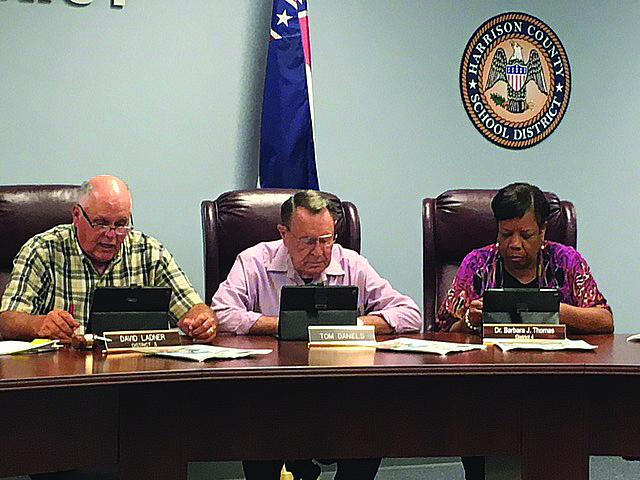 Harrison County Schools Approve Transfers