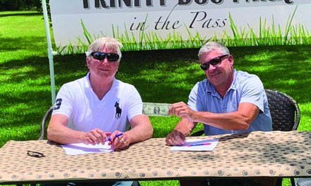 Trinity Dog Park in The Pass Secures Location