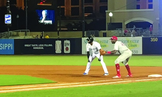 Shuckers Win 7 On The Road