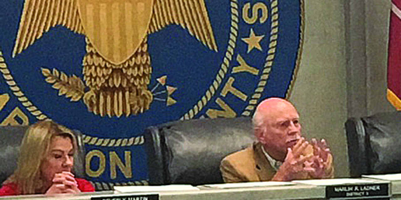 Supervisors Handle Mental Health Crisis At Special Meeting